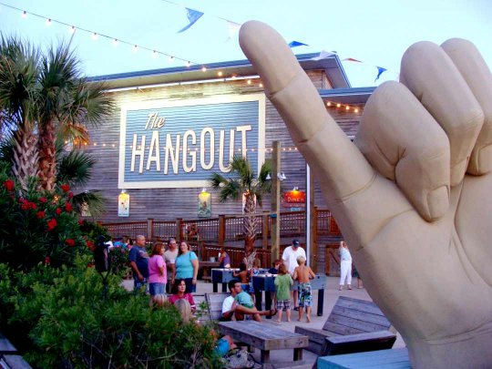 The Hangout Gulf Shores Marathon